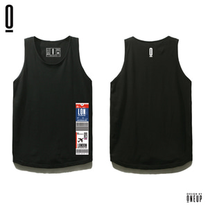 ONEUP ST02 LS - LONDON - BLACK