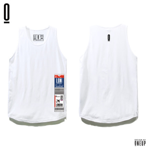 ONEUP ST02 LS - LONDON - WHITE