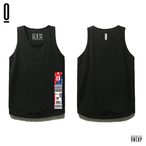 ONEUP ST02 LS - KOREA - BLACK