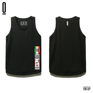 ONEUP ST02 LS - ITALY - BLACK